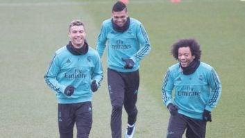 رئال مادرید در شرایطی وارد پاریس شد که مودریچ و کروس به ترکیب برگشتند