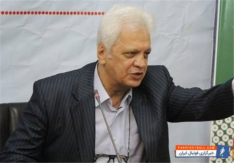 حاج رضایی : باشگاه مراقب رفتار جوانانی که دارد باشد