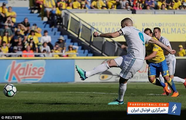 رئال مادرید و بنزما
