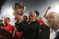 تیم فوتبال پرسپولیس موفق شد برای دومین فصل متوالی قهرمان لیگ برتر شو د که در این زمینه تلاشهای برانکو ایوانکوویچ به عنوان سرمربی تیم بدون شک بیش از همه بوده است.