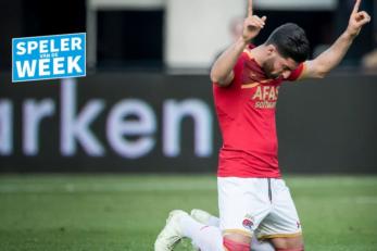 روزنامه بین المللی فوتبال هلند پس از اتمام هفته سی و دوم این رقابت ها بهترین بازیکن هفته را انتخاب کرد که علیرضا جهانبخش ، هافبک ملی پوش کشورمان و عضو باشگاه آلکمار با کسب ۹ امتیاز به این عنوان دست پیدا کرد.