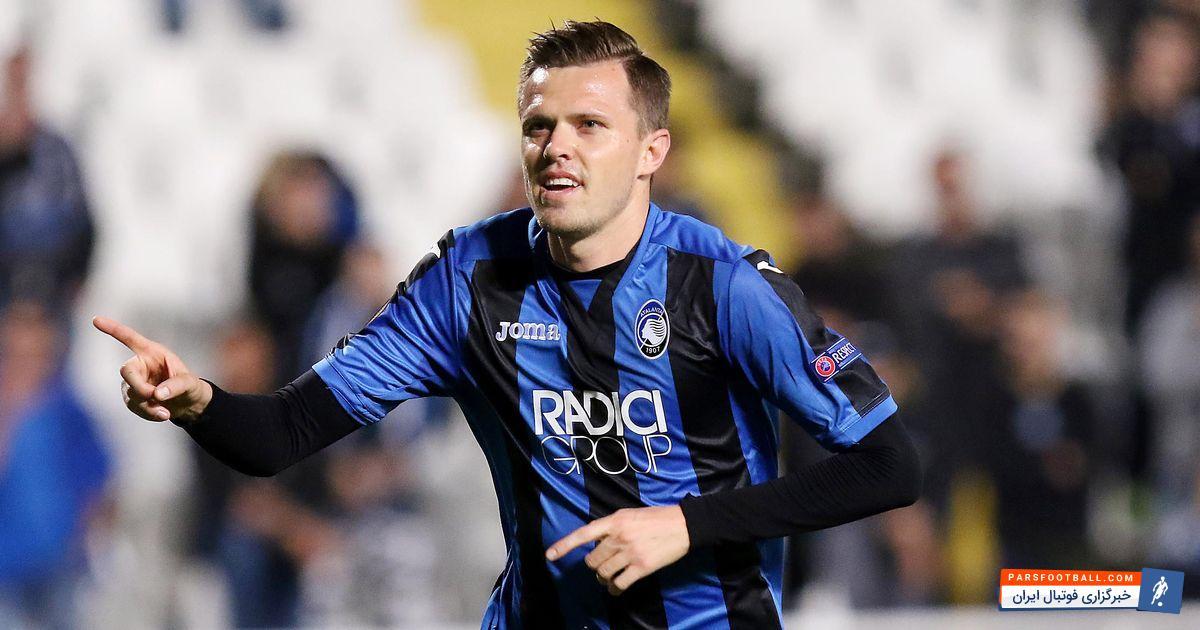 ایلیچیچ بازیکن تیم فوتبال آتالانتا مورد توجه باشگاه های میلان و یوونتوس قرار گرفته است