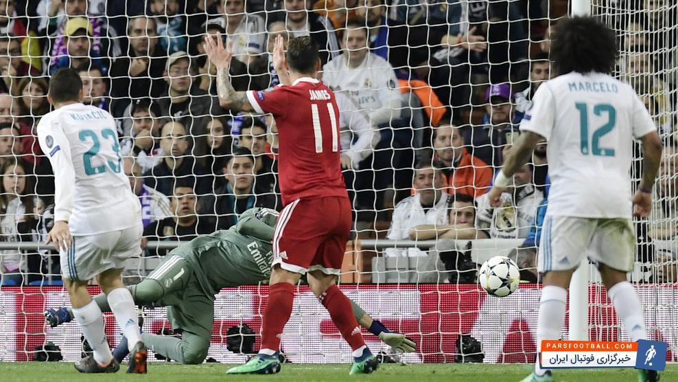 خامس رودریگز بعد از جام جهانی 2014 به عنوان یکی از خریدهای آنجلوتی راهی رئال مادرید شد