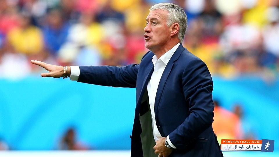 دمبله ؛ دشان سرمربی تیم ملی فرانسه تایید کرد مصدومیت عثمان دمبله جدی نیست