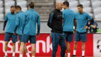 زیدان در دیدار برابر بارسلونا در لالیگا با ترکیب اصلی بازی خواهد کرد