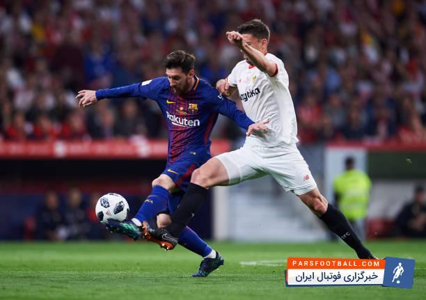 بارسلونا به دنبال کلمنت لنگلت