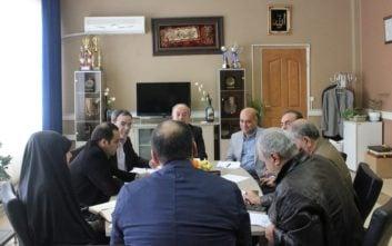 کمیته انضباطی واترپلو