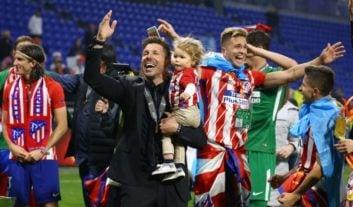 سیمئونه موفق در فینال لیگ اروپا و شکست خورده در فینال لیگ قهرمانان اروپا
