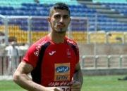 علیپور مهاجم تیم فوتبال پرسپولیس به دیدار حساس تیمش برابر الجزیره می رسد