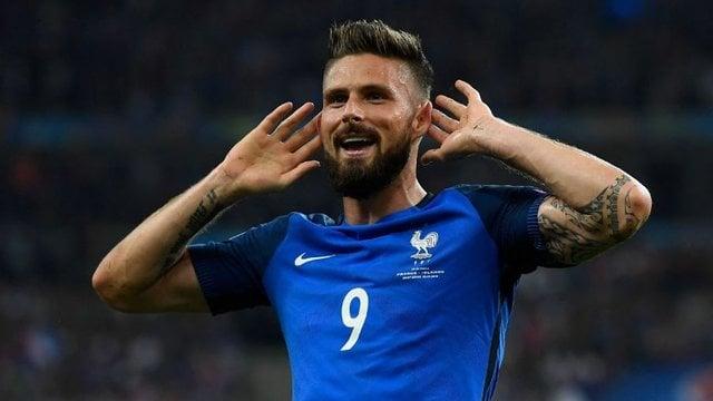 ژیرو : شرایط خوبی در فرانسه داریم