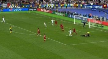 جیمی جامپ مانع گلزنی رونالدو شد