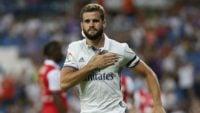 ناچو مدافع رئال مادرید در چهارمین حضورش در فینال یک دقیقه بازی هم انجام نداده است