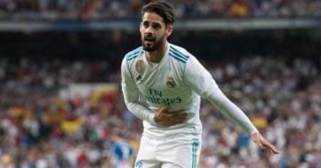 ایسکو ؛ تکنیک ها و مهارت های ایسکو ستاره رئال مادرید در سال 2018 میلادی