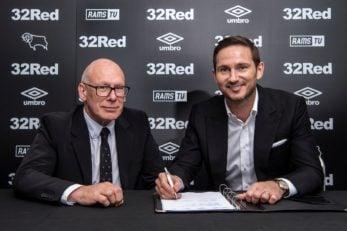 باشگاه دربی کانتی که هم اکنون در لیگ چمپیونشیپ (سطح دوم فوتبال انگلیس) حاضر است، خبر از انتصاب فرانک لمپارد به عنوان سرمربی جدید خود داد.همان گونه که روز گذشته (چهارشنبه)خبر دادیم، لمپارد در آستانه توافق با دربی کانتی قرار داشت و حال این توافقات حاصل شده است.
