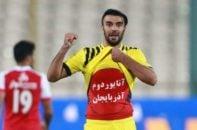 احمد کامدار بازیکن تیم نفت تهران در مورد فصلی که گذشت صحبت کرد
