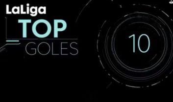 10 گل برتر لالیگا در ماه آوریل 2018