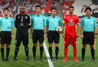 پیش بازی پرسپولیس - الجزیره امارات لیگ قهرمانان آسیا
