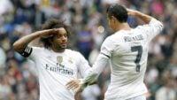 مارسلو ؛ نگاهی به شوخی های جالب بین کریس رونالدو و مارسلو دو ستاره رئال مادرید