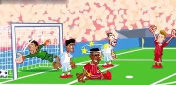 روایتی طنز از بازی بایرن مونیخ و رئال مادرید
