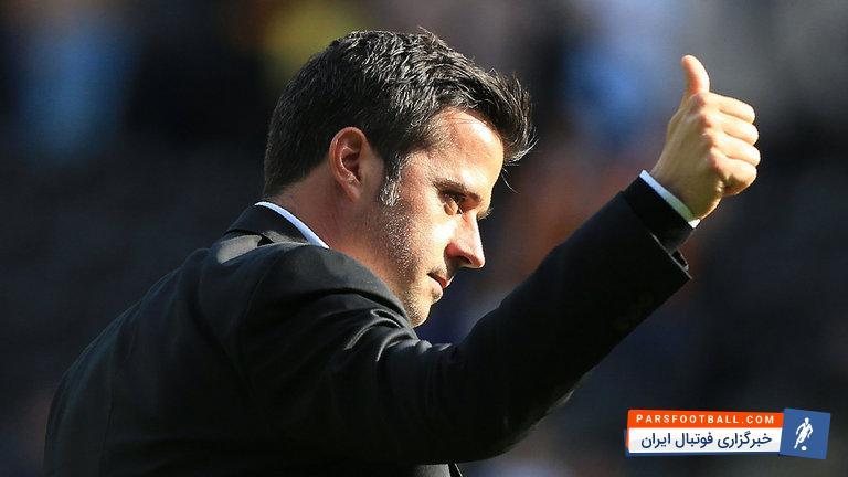 باشگاه اورتون انگلیس اعلام کرد که مارکو سیلوا سرمربی پرتغالی سابق واتفورد را به عنوان سرمربی جدید تیم انتخاب کرده است.سام آلاردایس سرمربی سابق اورتونی ها بود که بعد از اتمام فصل ۲۰۱۷-۲۰۱۸ مسئولان باشگاه تصمیم به قطع همکاری با او را بگیرند.