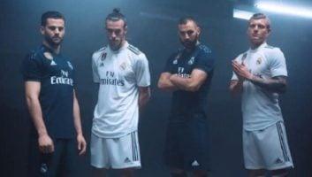 پیراهن های جدید رئال مادرید