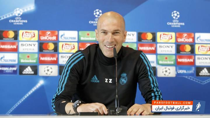 زین الدین زیدان سرمربی فرانسوی رئال مادرید مدعی شد کریستیانو رونالدو برای حضور در چنین دیدارهایی زندگی می کند.
