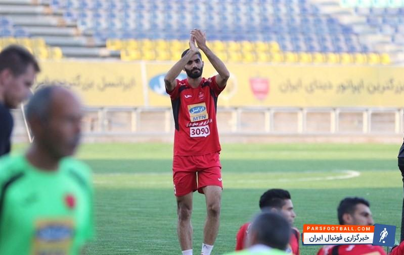 محمد انصاری منتظر حکم فیفا برای تمدید قرارداد