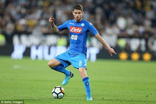 جورجینیو ؛ منچسترسیتی در آستانه جذب جورجینیو ستاره تیم فوتبال ناپولی است
