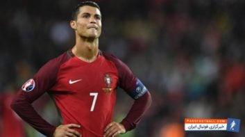 رونالدو ؛ تقابل رونالدو در تیم ملی پرتغال با هم تیمیهایش در رئال مادرید