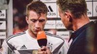 آلمان در دیداری دویتانه از اتریش شکست خورد که باعث نارضایتی ستاره های این تیم شد