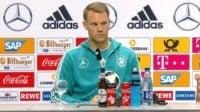 آلمان ؛ نویر دروازه بان تیم فوتبال آلمان در مورد دیدار تیمش برابر سوئد صحبت کرد