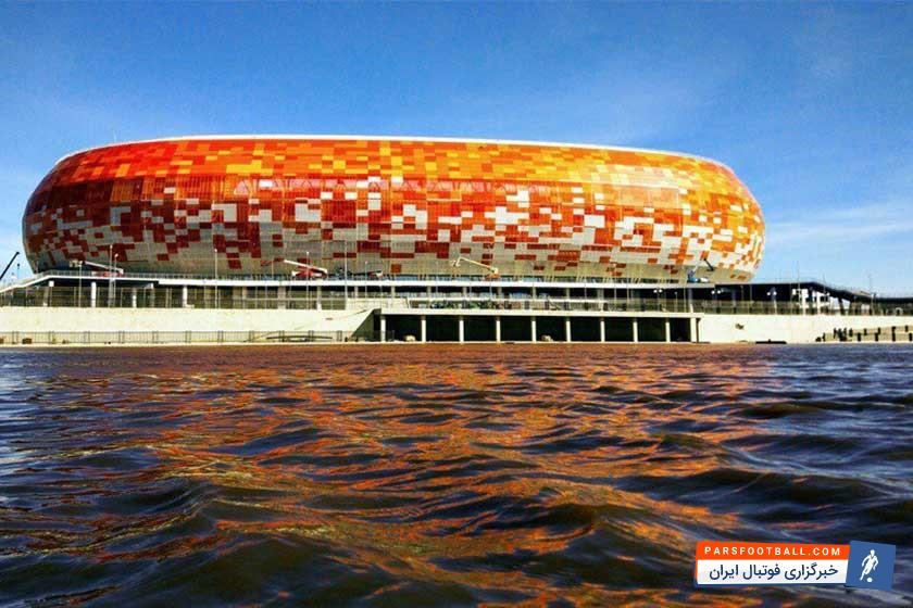ورزشگاه موردوویا میزبان جام جهانی