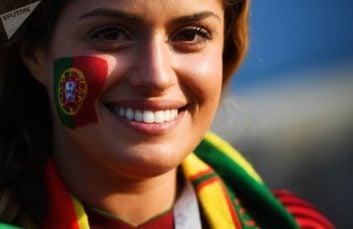 پرتغال ؛ واکنش های دیدنی از طرفداران تیم فوتبال پرتغال بعد از گل های رونالدو