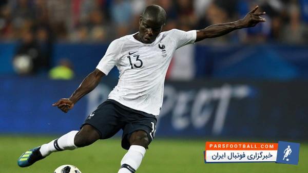 رئال مادرید به دنبال جذب انگولو کانته مهره کلیدی تیم ملی فرانسه است
