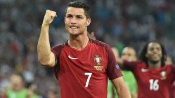 رونالدو ؛ همه گل های رونالدو در تیم پرتغال از روی ضربات ایستگاهی