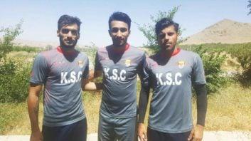 میثم دورقی ، شاهین شفیعی و عارف آغاسی بازیکنان جدید فولاد خوزستان هستند قراردادشان به مدت یک فصل با فولاد خوزستان را نهایی کردند.
