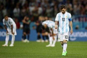 در این کلیپ برای شما روایتی طنز به صورت انیمیشن از اشتباه عجیب کابایرو دروازه بان آرژانتین در دیدار برابر کرواسی و عصبانیت لیونل مسی از او را آماده کرده ایم.