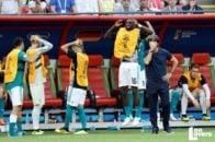 تیم ملی آلمان نگاهِ جالب و معنادار ترشتگن به یواخیم به نوعی بیانگر عقیده ترشتگندر خصوص تصمیمات سرمربی تیم ملی آلمان است او به ترشتگن بازی نداد.