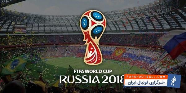 جام جهانی ؛ تصویری از ورزشگاه زنیت سنپترزبورگ میزبان دیدار ایران برابر مراکش