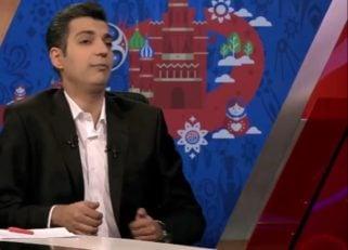 عادل فردوسی پور ؛ واکنش عادل فردوسی پور به تجمع ایرانی ها روبروی هتل تیم ملی پرتغال