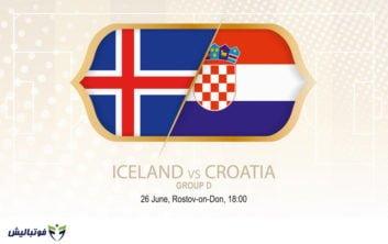 کرواسی و ایسلند
