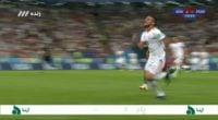 فیلم استارت انفجاری میلاد محمدی در دیدار تیم ملی ایران و پرتغال