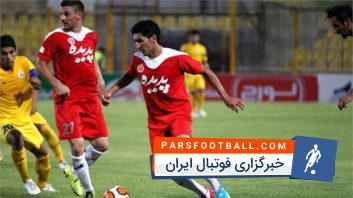 صادقی ؛ اکبر صادقی قراردادش را با تیم فوتبال پدیده برای یک فصل تمدید کرد