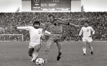 جام جهانی ؛ گل ایرج دانایی فرد به اسکاتلند ؛ اولین گل تاریخ تیم ملی فوتبال ایران در جام جهانی
