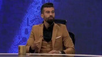 رامین رضاییان ؛ متلک آبدار رامین رضاییان به عادل فردوسی پور در برنامه 2018