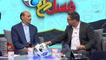 میناوند ؛ کنایه مهرداد میناوند به جلال طالبی درمورد نحوه دعوت به تیم ملی برای جام جهانی ۹۸