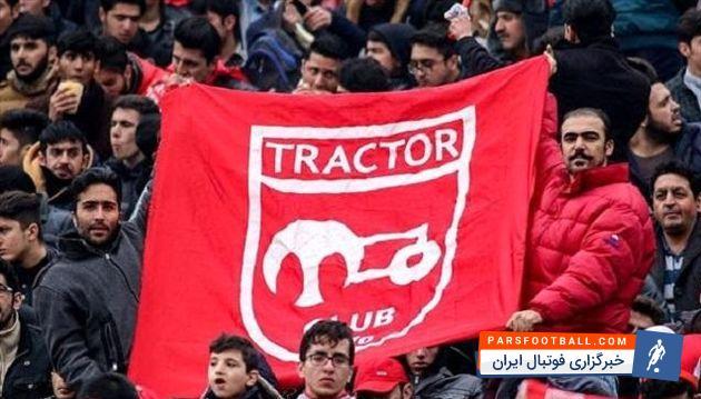 مسئولان باشگاه تراکتورسازی برای پرکردن جای ایرانپوریان با یک بازیکن لیگ یکی مذاکره می کنند