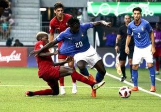 پرتغال ؛ گل های فینال جام ملت های اروپا زیر 19 سال بین پرتغال و ایتالیا ؛ قهرمانی پرتغال در یورو