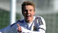 اودگارد بازیکن جوان باشگاه فوتبال رئال مادرید به صورت قرضی راهی لیگ هلند می شود