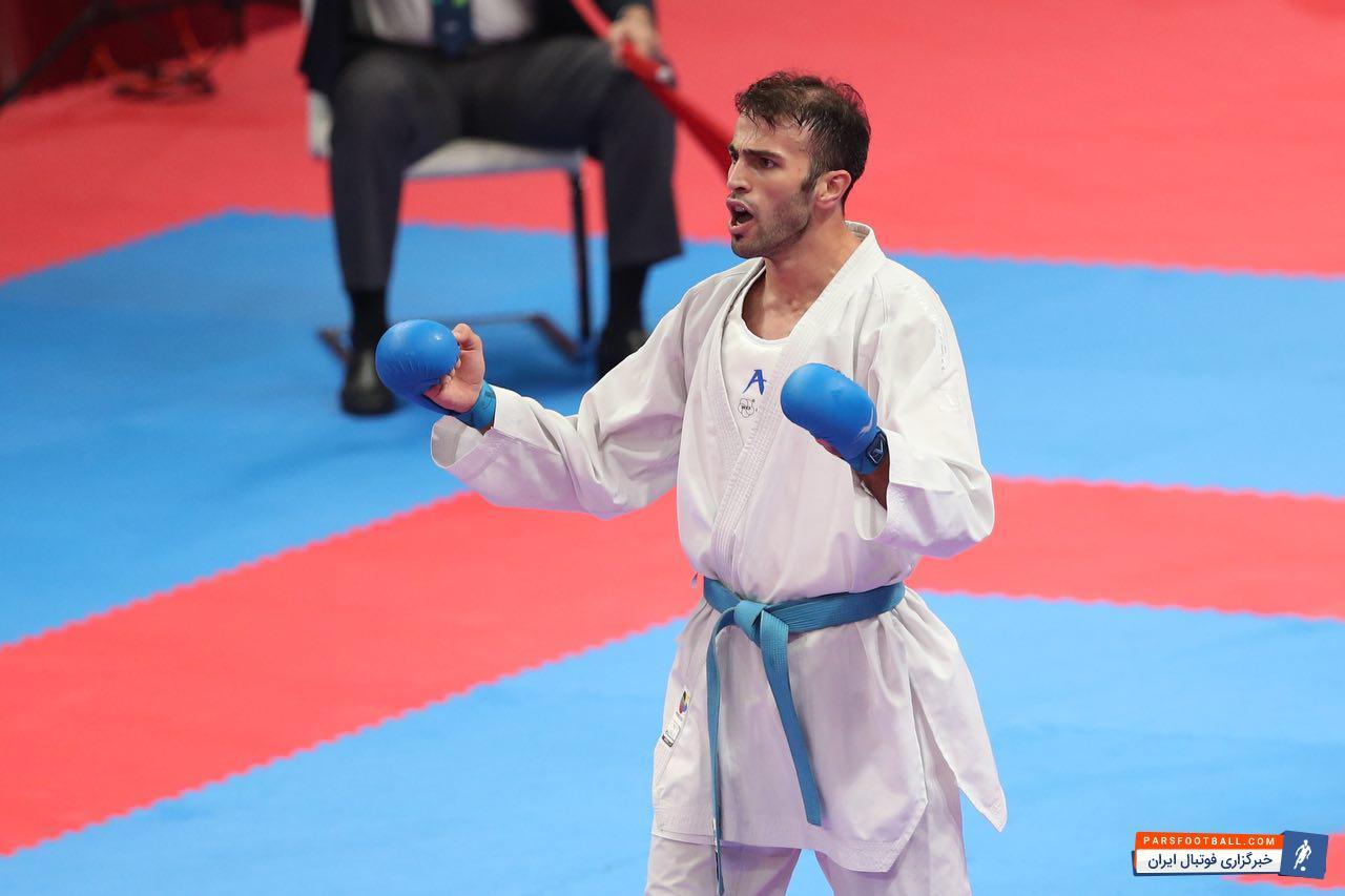 بهمن عسگری - کاراته